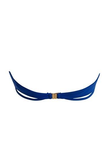 DeFacto Bikini Üst Mavi